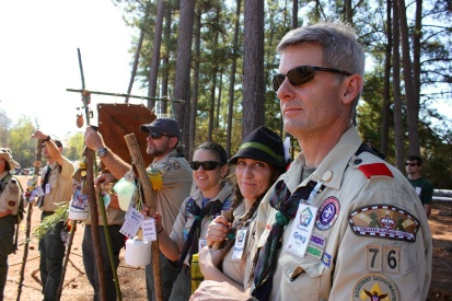 Wood Badge Bear Patrol